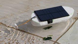 Cara Membuat Powered Boat Surya - sederhana tutorial