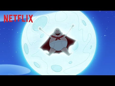 The Epic Tales of Captain Underpants! Season 3 Trailer | Netflix