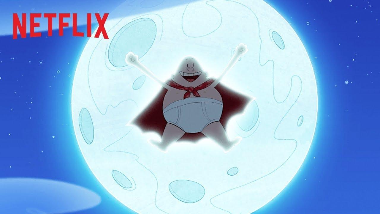 The Epic Tales of Captain Underpants! Season 3 Trailer | Netflix