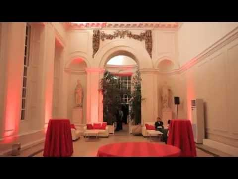 Zafferano cater Bank Of Singapore's UK launch at Kensington Palace
