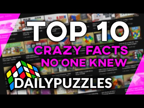 10 MIND-BLOWING Facts You Didn't Know About DAILYPUZZLES!