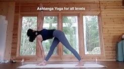 Ashtanga For All Levels - Sofia Soori Yoga