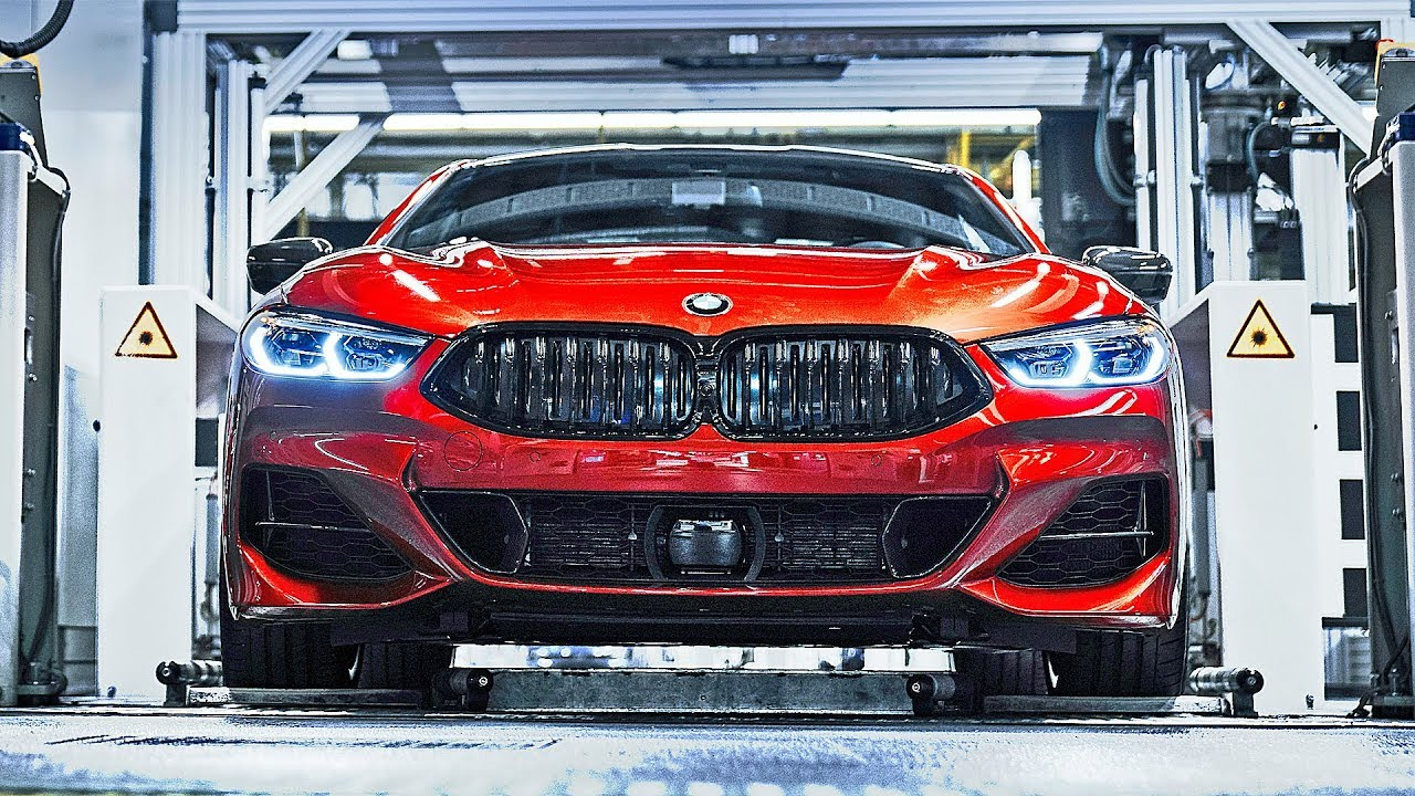 BMW 8 Series 2019 PRODUCTION
