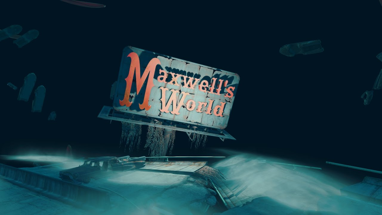 how to get to maxwells world fallout 4