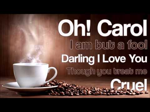 Oh! Carol - Keroncong Version | Lyric
