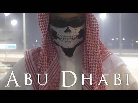 Abu Dhabi Travel Vlog