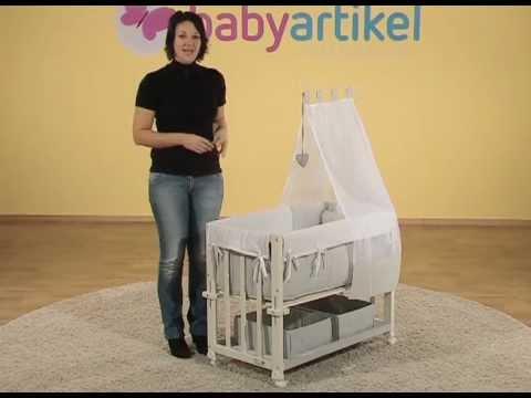 Roba 4in1 stubenbett babysitter babyartikel.de youtube