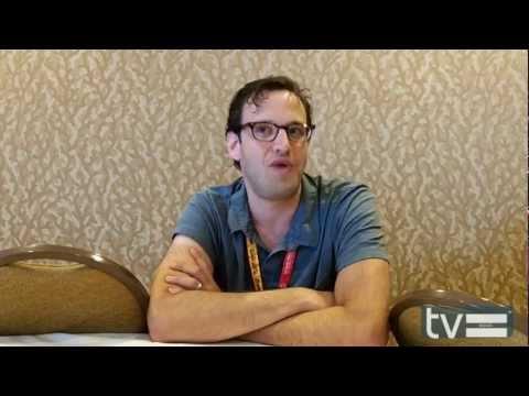 Arrow (CW): Andrew Kreisberg Interview - Comic Con 2012
