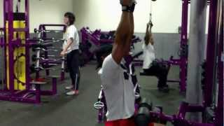 Planet Fitness Back Workout | Phenom Fitness