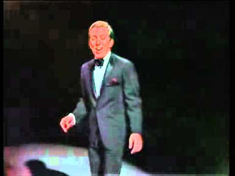 Andy Williams Singing On A Wonderful Day Like Today!!
