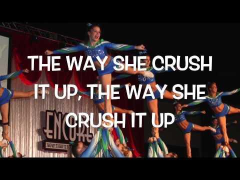 Stingray Allstars Orange Music Lyric Video 2014-2015