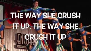 Stingray Allstars Orange Music Lyric Video 2014 2015