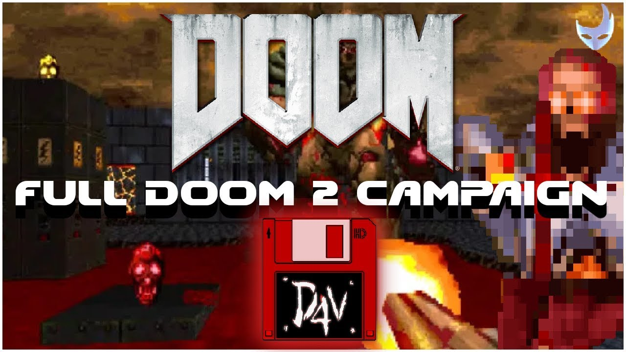Doom 4 Vanilla Mod (D2 COMPLETE Playthrough)