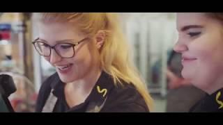 Meisterbäckerei Schneckenburger Auszubildende Bäckereifachverkäuferin Stephanie Lang Erfolgsstory