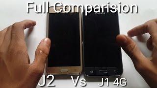 Samsung Galaxy J1 4g Vs Galaxy J2 Full Comparison