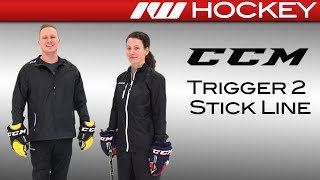 CCM RibCor Trigger 2 Stick Line Insight