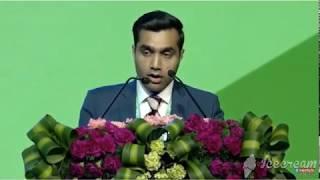 Karan Adani, CEO, Adani Ports and SEZ at Tamil Nadu Global Investors Meet 2019