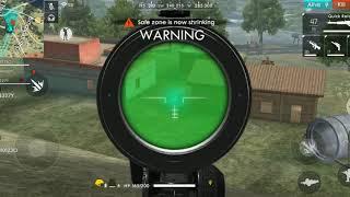 Garena free fire battleground | Android gameplay #24
