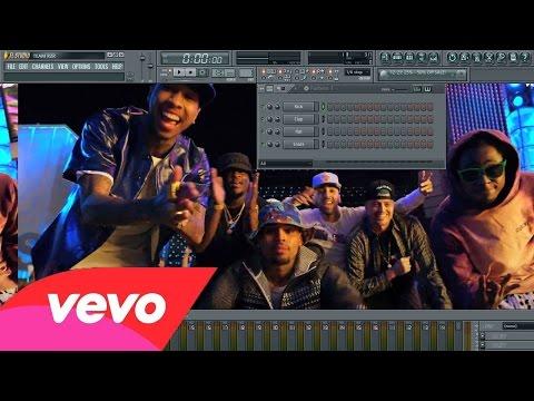 Chris Brown - Loyal ft. Lil Wayne & Tyga FL Studio Remake Tutorial + FLP