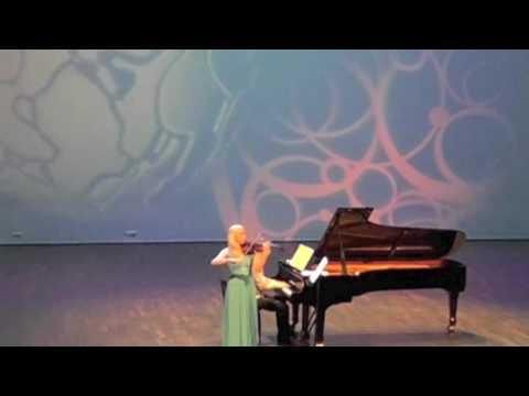 Poulenc: Violin Sonata Op.119, 2. mov Intermezzo