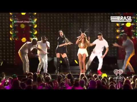 Ariana Grande & Jessie J - Bang Bang Live At Z100's Jingle Ball 2014 (HD)