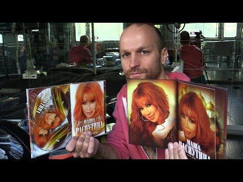 Моя коллекция музыкальных компакт-дисков
