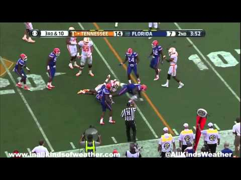 2015: Florida Gators vs. Tennessee Volunteers