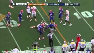 2015: Florida Gators vs. Tennessee Volunteers
