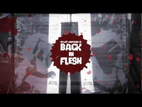 "Beyond Wrestling - ""Back in Flesh"" - Now Available on DVD @ Smart Mark Video"