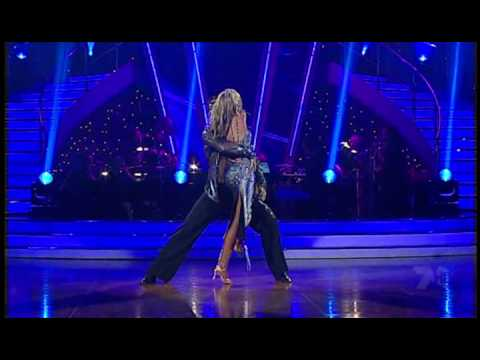 Dancing with the Stars Australia 2010 - Alex Fevola & Arsen Kishishian - Rumba