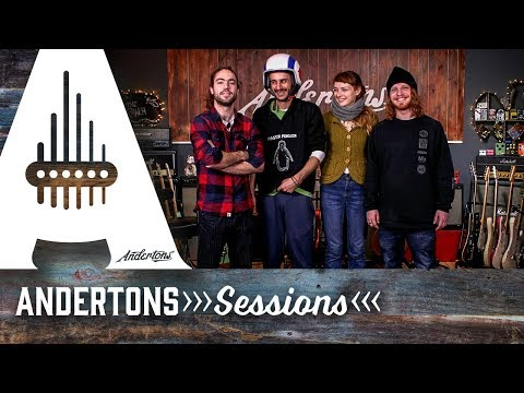 Andertons Sessions - The Ranch