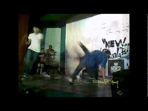 Giải hip hop do New skool battle New H2 tổ chức (Tại Nhà thiếu nhi tỉnh Quảng Ngãi)