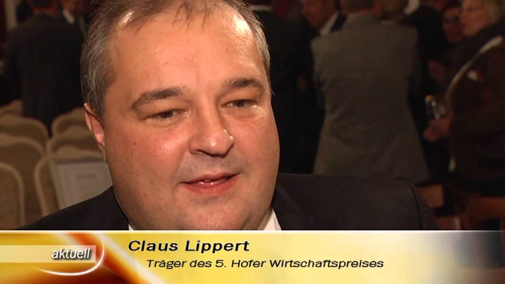 Getränke Lippert wurde der Hofer Wirtschaftspreis 2013 verliehen ...
