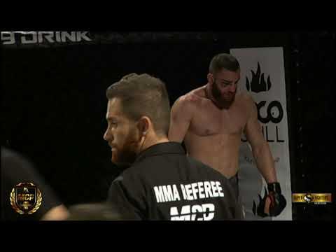 Andreas Tricomitis vs Robert Oganesyan MCP 8 – CytaVision [Full Fight] HD