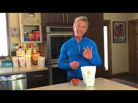 PowerUp - Clean Energy On Demand Superfood Chews