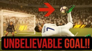 This Goal In Fifa Was Unbelievable!!