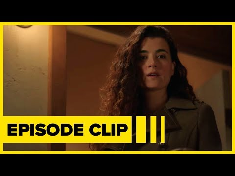 Watch CBS' NCIS 16x24 Clip: Ziva Returns