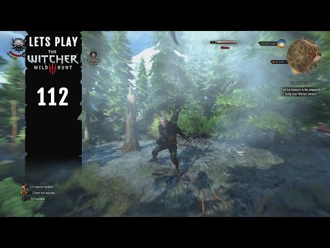 Lets Play The Witcher 3: Wild Hunt - Episode 112 | Family fortune