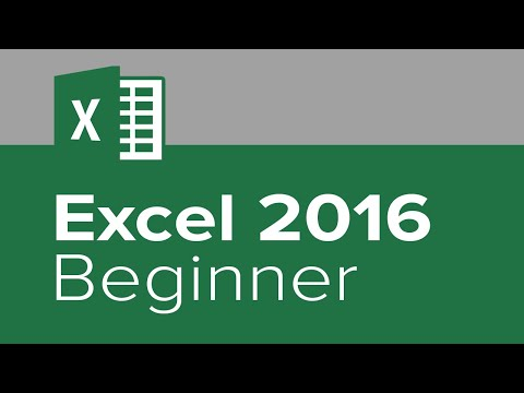 Обучение работе в программе Excel