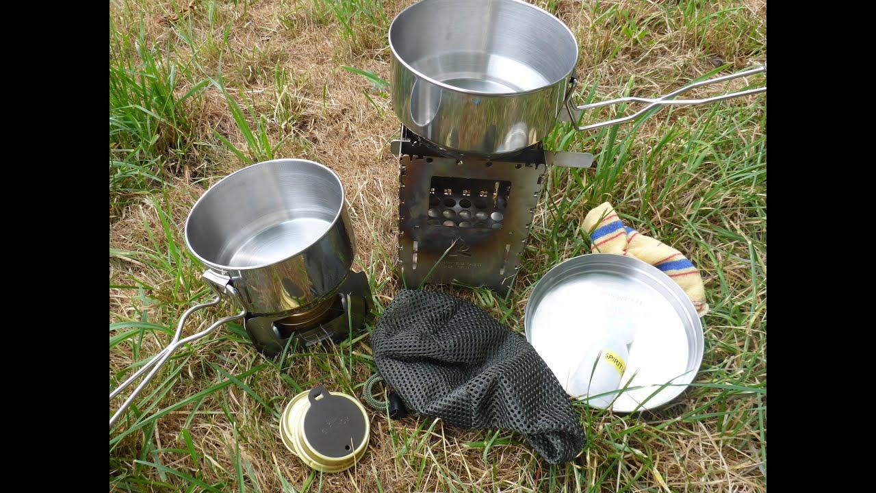 Outdoorküche Edelstahl Xl : Helikon tex topfset edelstahl trangia bushbox ul und xl youtube