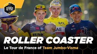 De Tour de France: een rollercoaster van start tot finish | Team Jumbo-Visma