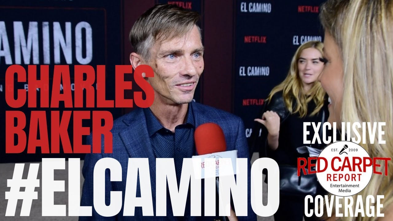 Video Caminetto Per Tv charles baker interviewed at netflix's 'el camino: a breaking bad movie'  world premiere