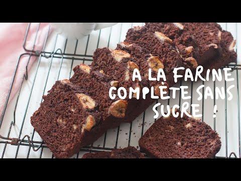 pain-à-la-banane-et-au-chocolat-sans-sucre-!