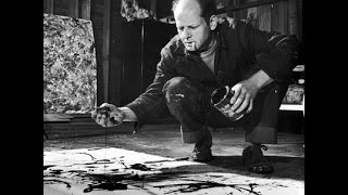 Jackson Pollock - The revolutionary techniques in Abstract expressionism