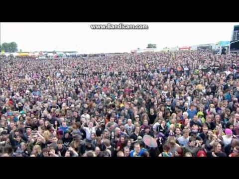 Gogol Bordello - Not A Crime Live Download Festival 2013 Proshot