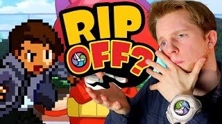 Pokemon Ripoff? A Counter Argument to Jimmy Whetzel