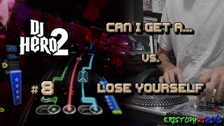 DJ Hero 2 - Can I Get A... vs. Lose Yourself 100% FC (Expert)
