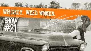 (#21) Whiskey Wipers WHISKEY. WEED. WOMEN.