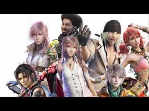 Final Fantasy XIII è un gioco bello!