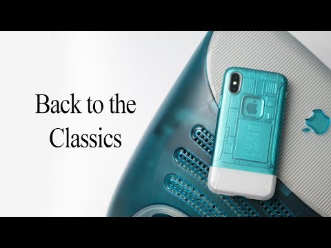Spigen Classic C1 Mac-Inspired Case